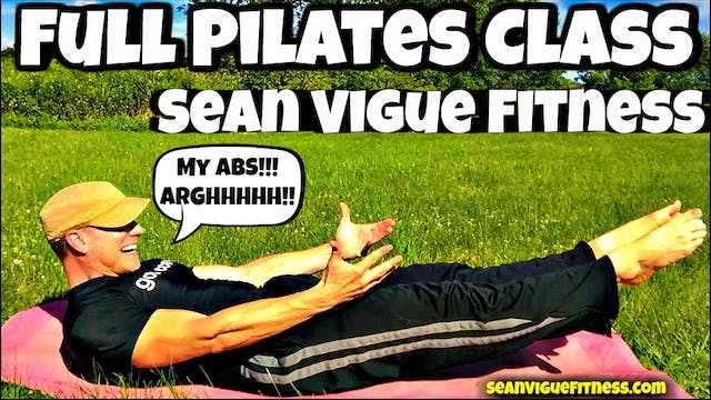 FULL 45 Min Pilates Beginner/Intermed...