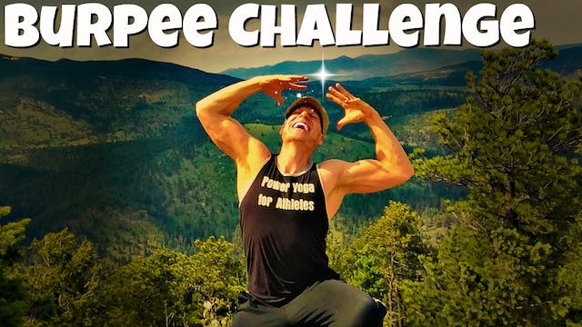 The 100 Burpee Workout Challenge!