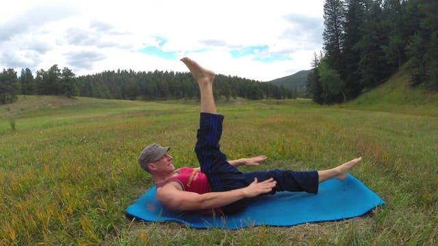 Pilates Beatdown for Shredded Muscles