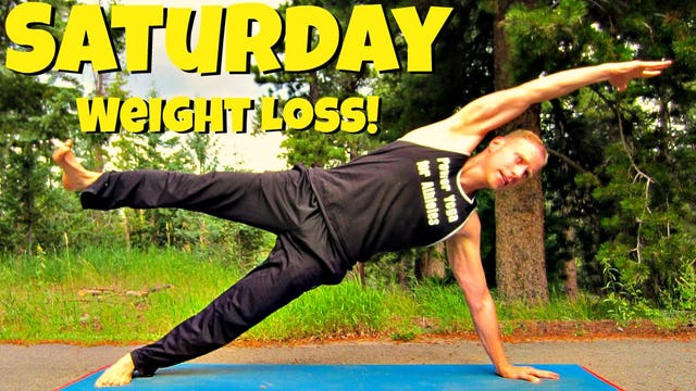 Day 6 - HIIT Cardio Weight Loss Workout - 7 Day Fat Burning Challenge