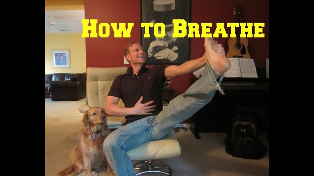 Learn How to Breathe Correctly