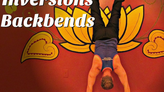 Day 4 - Backbends and Inversions Deep Stretch - 7 Day Flexibility Challenge