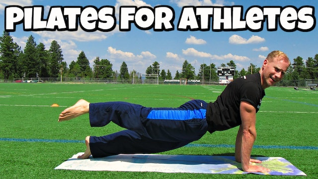 Pilates for Athletes Conditioning