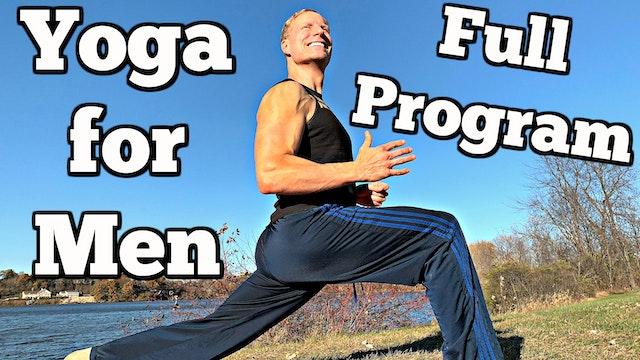Yoga for Men - COMPLETE Program!