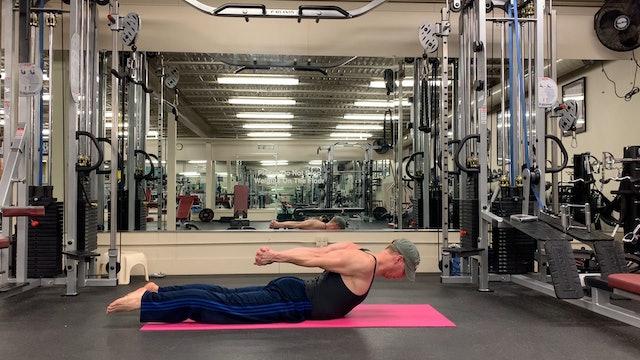 2 Min ADVANCED Core Workout