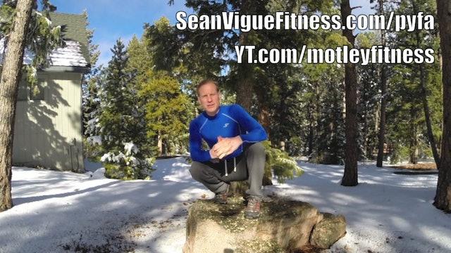 30 min Killer Power Yoga for Strength