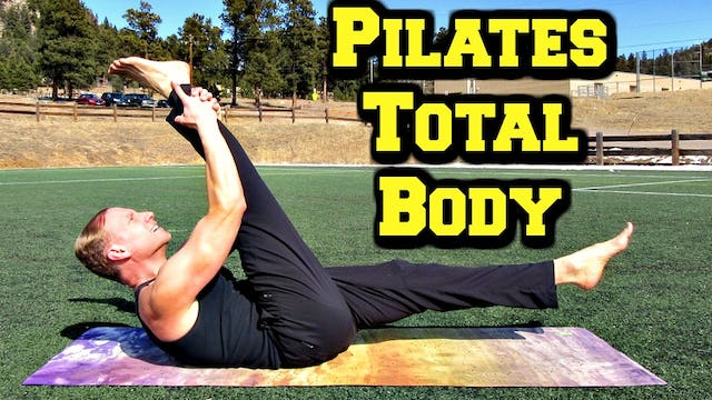 The Best Pilates Core Class with Sean Vigue