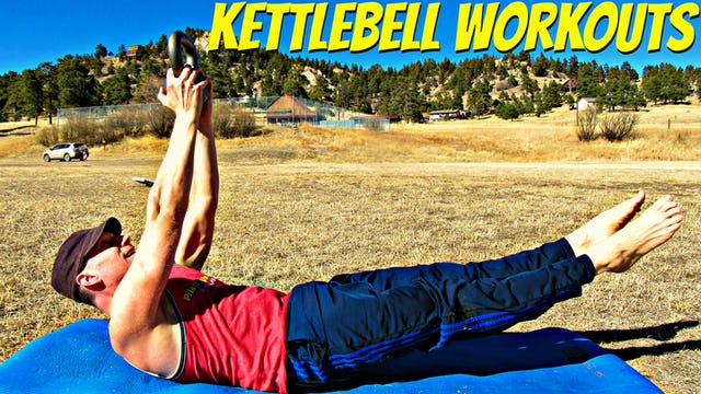 Sean's Kettlebell Workouts