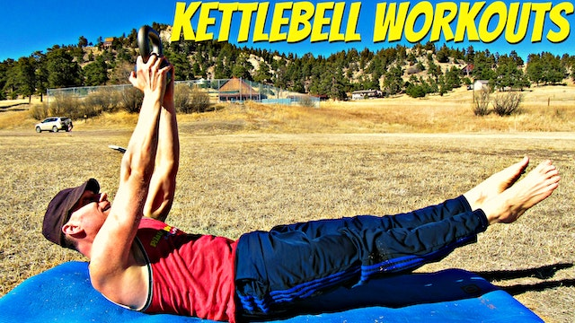 Sean's Kettlebell Workouts