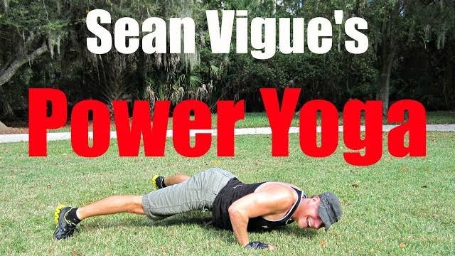 Sean's Personal Power Yoga Workout