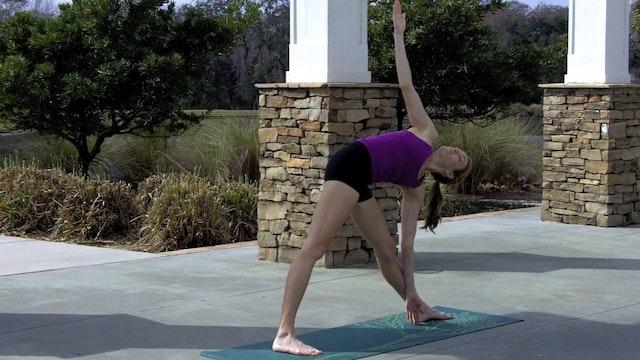 Yoga for the Runner - Full Workout