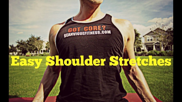 7 Easy Shoulder Stretches for Flexibility