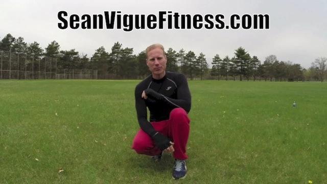 The 1 Minute Burpee Fitness Challenge