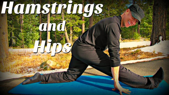 Day 2 - Full Hamstring and Hip Stretch - 7 Day Flexibility Challenge