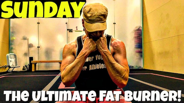 Day 7 - The Ultimate Fat Burning Workout - 7 Day Fat Burning Challenge