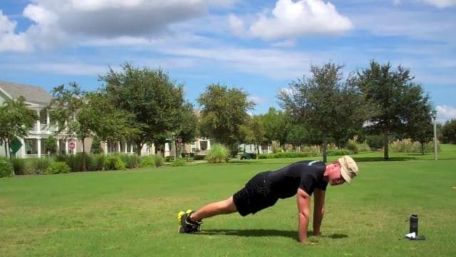"My ""Original"" Power Core Yoga Workout"