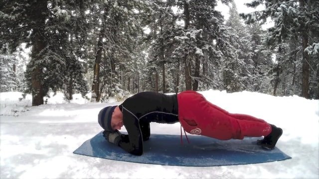 SUB ZERO Pilates Ice Storm Workout Challenge