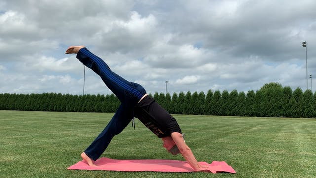 The Wolf Yoga Core Sequence - Wiscons...