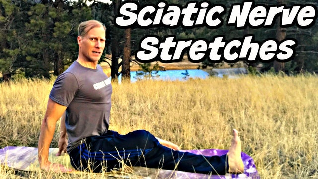 Best 5 Beginner Stretches for Sciatia Pain Relief 1 of 2