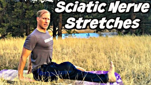 Best 5 Beginner Stretches for Sciatia...