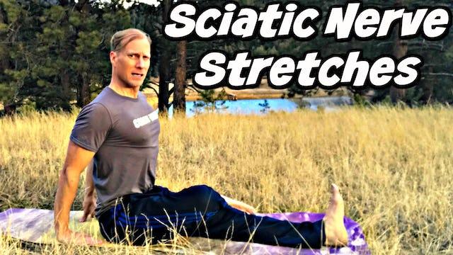 Best 5 Beginner Stretches for Sciatia Pain Relief 1 of 2