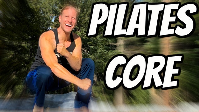 Classic Pilates Core Workout