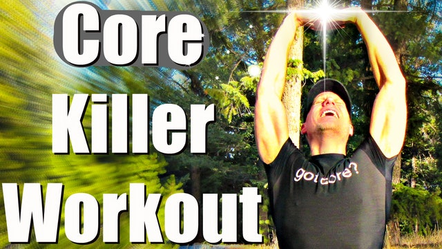 The 20 minute Killer Core Workout Video: THE SEQUEL!