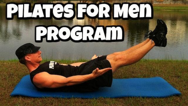 Sean's 'Pilates for Men' DVD Training Program