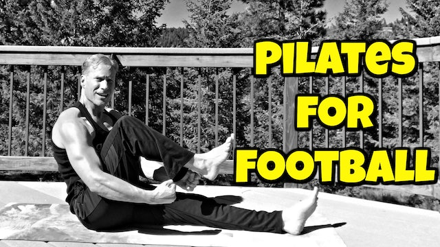 Pilates Football Conditioning Workout - 2 of 2