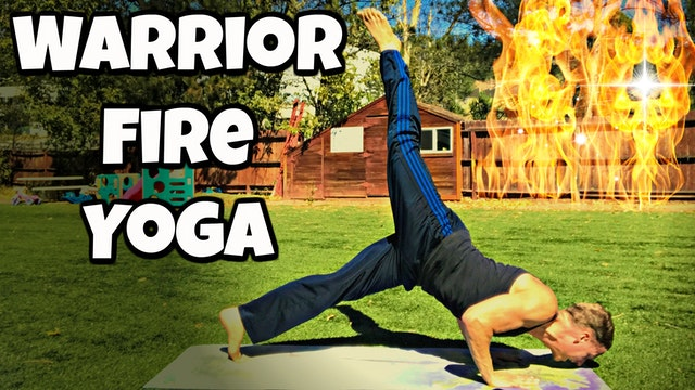 Power Yoga Non Stop - Warrior Fire Flow