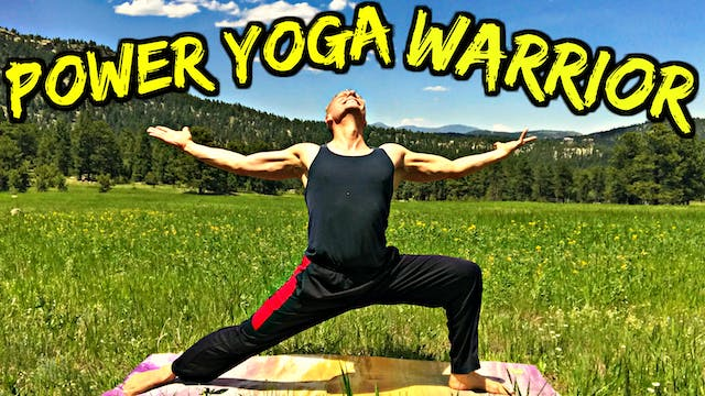 Power Yoga Conditioning Warrior Train...