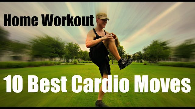 10 BEST Home Cardio Exercises for Wei...
