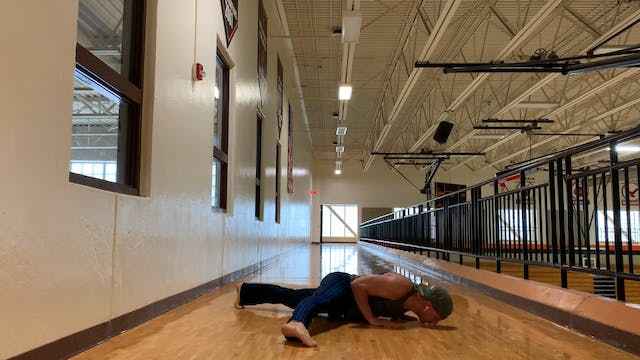 EXTENDED Spider Man Burpees
