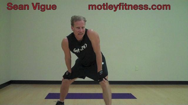 Fitness Freaks Bodyweight Workout