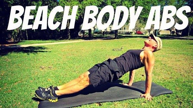 Beach Body Abs - Bodyweight Ab Shredder
