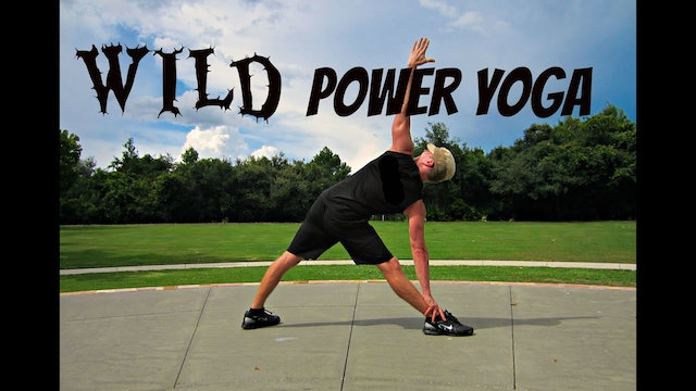 WILD WICKED Power Yoga Challenge w/ Pink House