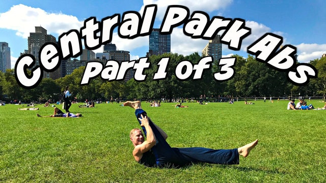 Central Park Abs (1 of 3)