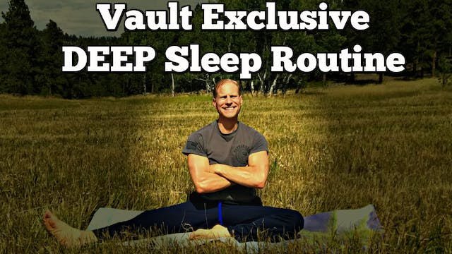 Vault: DEEP Sleep Late Night Stretch ...