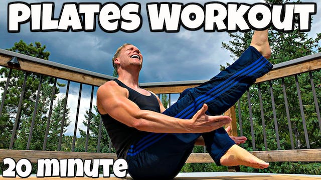20 minute Full Body Pilates Condition...