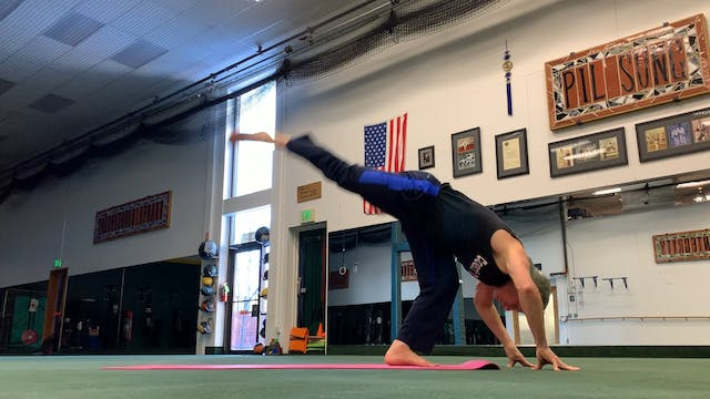 Lunge Dive Jump Switches