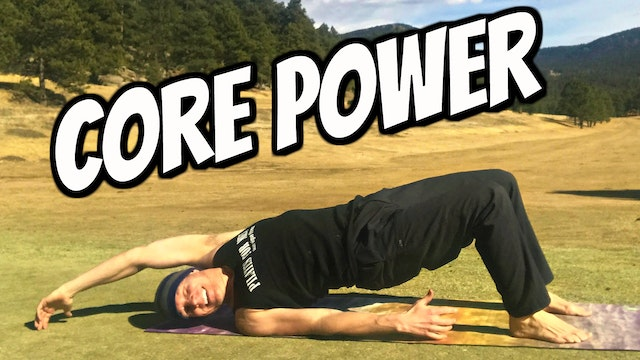 Core POWER Workout Challenge!