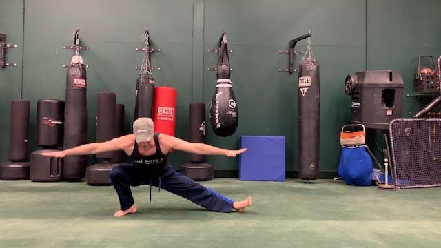 Quick Pilates Power Yoga Flow