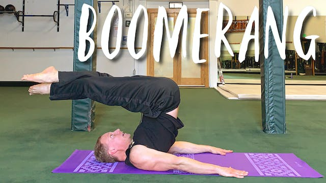 The Pilates BOOMERANG Challenge