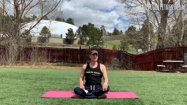Day 5 - Yin Yoga - 7 Day Bedtime Yoga Challenge