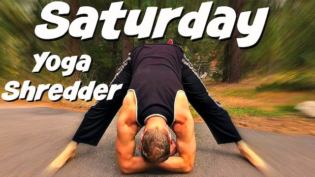 Day 6 - Intense Muscle Shredding Yoga Workout - 7 Day Power Yoga Challenge