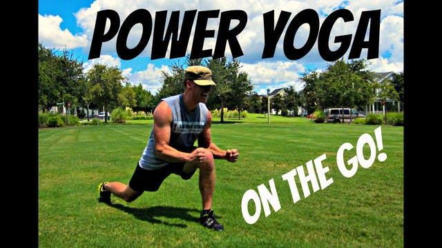 Power Yoga on the Go!