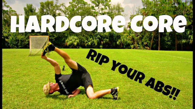 HARDCORE Core Shredder Workout