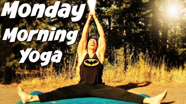 Day 1 - Good Morning Sunrise Yoga Routine - 7 Day Power Yoga Challenge