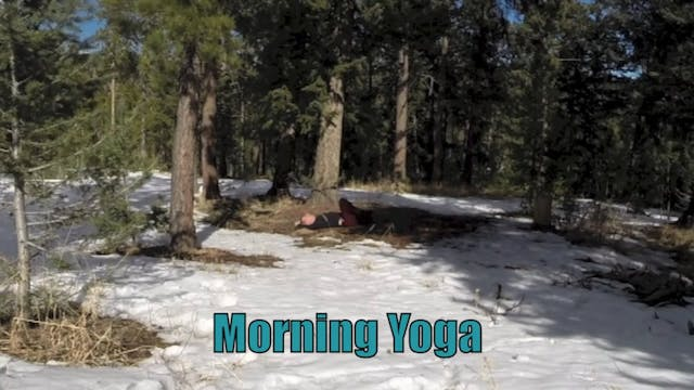Quick Sunrise Morning Yoga Awareness ...