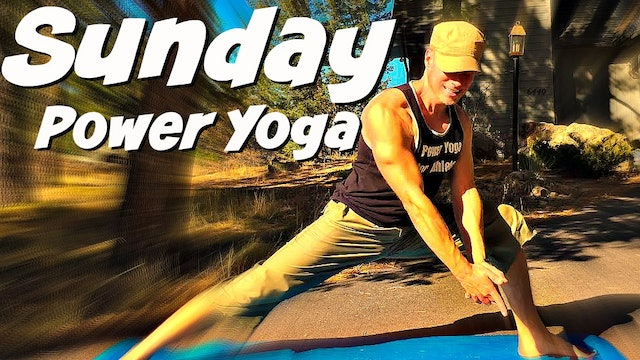 Day 7 - Ultimate Yoga Core Workout Flow - 7 Day Power Yoga Challenge